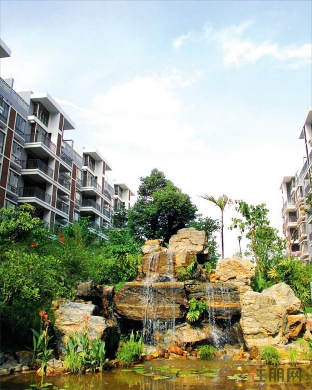 七里香溪园林实景图