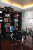 汉军・五象一号样板间图|书房单独成一室