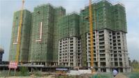 春江嘉园实景图|春江嘉园29号楼(左)、30号楼(右)工程实景图