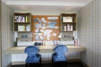 嘉和城样板间图|D3户型样板房―儿童房写字桌