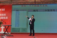 柳州荣和千千树活动图片|千千树营销总监介绍选房流程