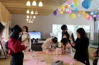 永利幸福广场活动图片|12.24纸杯蛋糕DIY