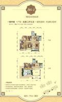 金源・天鹅湖二期浅水湾组团B6-1户型5室2厅3卫183.32�O