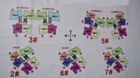 柳州荣和千千树效果图|楼栋户型分布