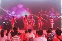 骋望天玺活动图片 精彩舞蹈表演