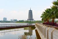 天晟・湖畔书院实景图|五象湖公园实景1