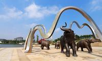 天晟・湖畔书院实景图|五象湖公园实景3