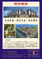 阳光新城广告欣赏 爆抢