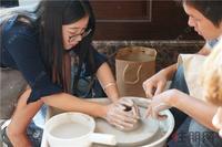 光明・澜湾九里活动图片|陶瓷手工创意DIY