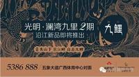 光明・澜湾九里广告欣赏|9月广告欣赏图