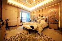 招商・雍景湾样板间图|卧室