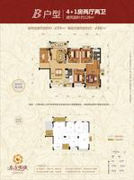 东方明珠附3-户型图-(2)0室0厅0卫0.00�O