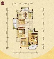 扬帆国际3房2厅2卫3室2厅2卫141.15�O