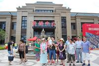 中海国际社区活动图片 部分看房团网友合影