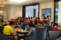 中海国际社区活动图片 网友咨询项目户型