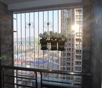碧水天和样板间图|50�O样板间阳台