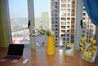 碧水天和样板间图|50�O样板间书桌