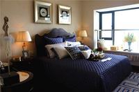 南宁恒大帝景样板间图|样板房――卧室