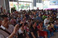 华南城・东盟华府活动图片|开盘现场人气高