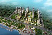 柳州恒大御景湾效果图|鸟瞰图