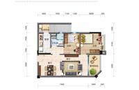 Y035 两室两厅一卫