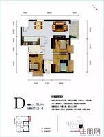 【鑫福楼】户型图