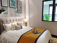 绿地西城国际花都样板间图|卧室样板间