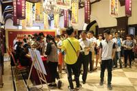 香颂・诺丁山活动图片|24#楼开盘现场