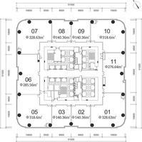 龙光世纪龙光世纪A塔6-23层0室0厅0卫0.00�O