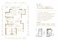 15#楼K2户型