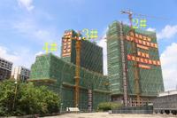 华商国际・美国城实景图|美国城工程实景