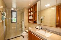 防城港恒大悦珑湾样板间图|洗手间