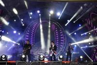 龙光玖珑湖活动图片 音乐节现场