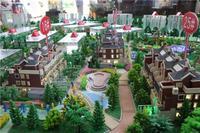 柳州・联盟新城实景图|项目沙盘图