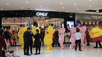 柳南万达广场活动图片|12月31日盛大开业