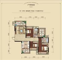 联发柳雍府108�O3+1房3室2厅2卫108.00�O