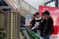 昌泰茗城活动图片|现场不少客户来看房