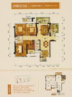 2#楼05号房户型图
