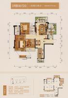 1#楼06号房户型图