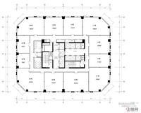 综合楼7-11F平面图