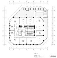 综合楼6F平面图