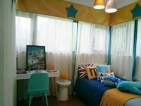 澜月府样板间图|87�O(建面)样板房儿童房
