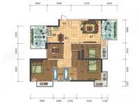 科瑞・江韵E6户型138�O(建面)4室2厅2卫138.00�O