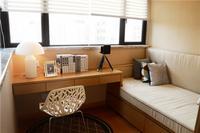柳州荣和千千树样板间图|95�O卧室