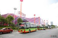 南宁万达茂活动图片|万达茂全新公交线路通车仪式