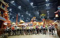 南宁万达茂活动图片|广西公路自行车热身骑行