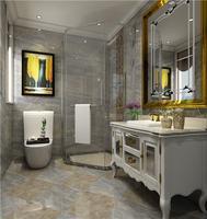 欧式8A主卧厕所