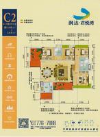 C2 4+1房两厅三卫