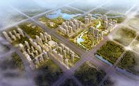 光明城市效果图|俯瞰图