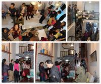领东国际活动图片|4月22日看房团活动现场